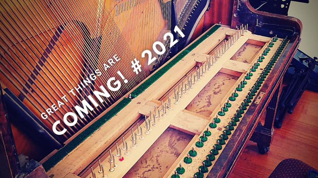Great Things are coming for #2021!