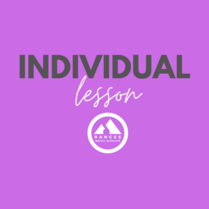 Individual Lesson with Ranges Music Network