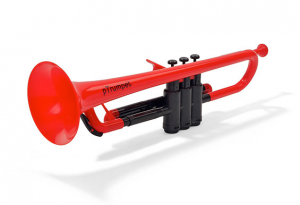 pTrumpet in Red